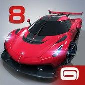 Asphalt 8 Airborne - Fun Real Car Racing Game v4.8.0i (2020).